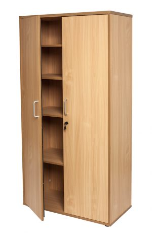 Lockable Cupboards